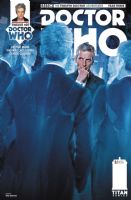 Doctor Who The Twelfth Doctor Adventures: Year Three #1 (Cover B)